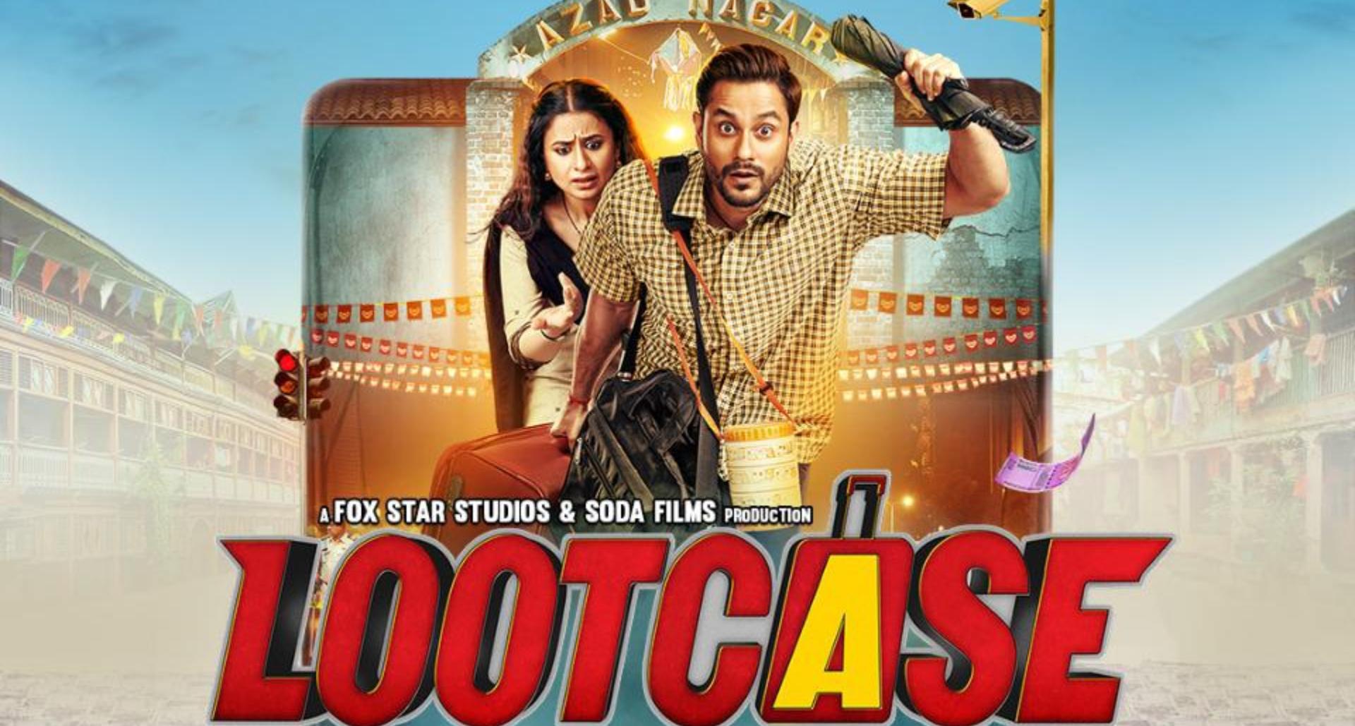 कुणाल खेमू और रसिका दुग्गल की कॉमेडी-ड्रामा फ़िल्म 'लूटकेस' इस दिन होगी रिलीज़!