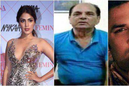 सुशांत के पिता ने रिया चक्रवर्ती के खिलाफ दर्ज कराई FIR, कहा- 'सुशांत को ब्लैकमेल करती थी रिया'