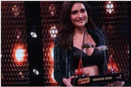 Khatron Ke Khiladi 10 winner Karishma tanna: करिश्मा तन्ना ने जीता खतरों के खिलाड़ी 10 का खिताब