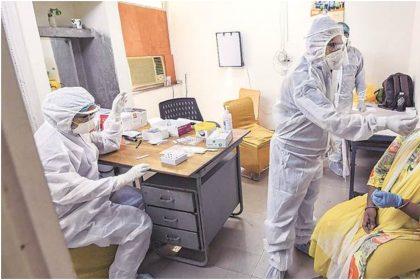 Coronavirus in India Live Updates: नहीं थम रहा कोरोना का प्रकोप, संक्रमितों का आंकड़ा हुआ 10 लाख के पार