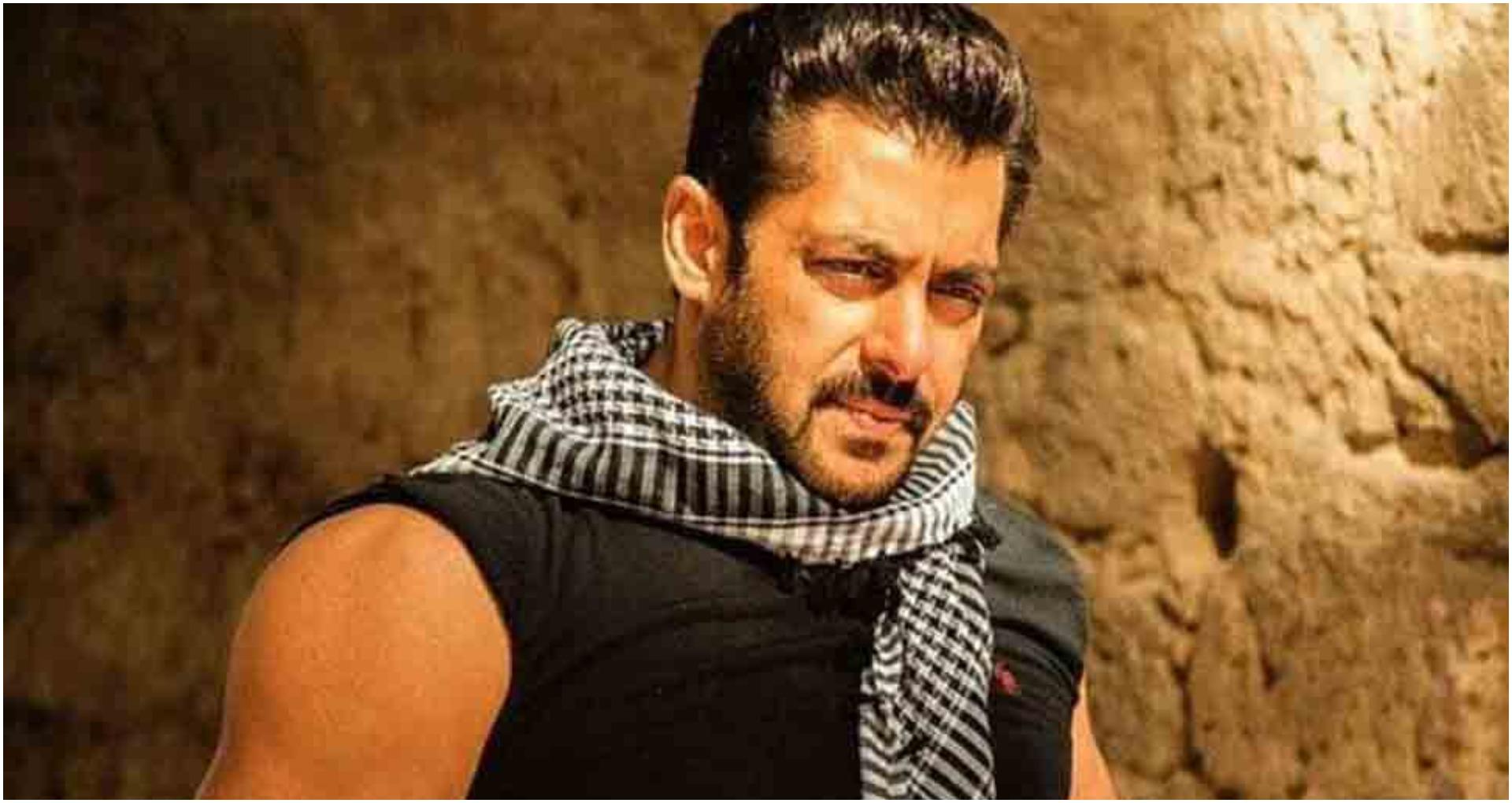 सलमान खान को इस एक्टर ने दिया 'सल्लू' नाम, सलमान ने खुद खोला राज़, देखें Video