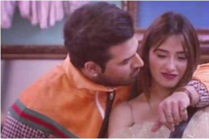पारस छाबड़ा ने घुटनों पर बैठकर किया माहिरा शर्मा से अपने प्यार का इजहार! देखें Video