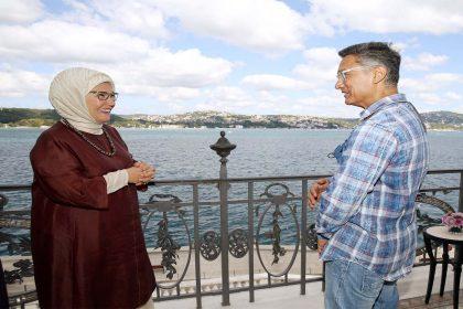 तुर्की की प्रथम महिला से मिले आमिर खान, यूजर्स ने किया ट्रोल