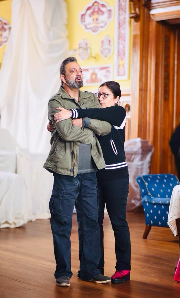 शूटिंग 18 मई 2019,शुरू हुई और फिल्म की शूटिंग ऊटी, मुंबई, मैसूर और उत्तराखंड में की गई। फिल्म का प्रीमियर 28 अगस्त 2020 को डिज्नी+हॉटस्टार पर होगा!