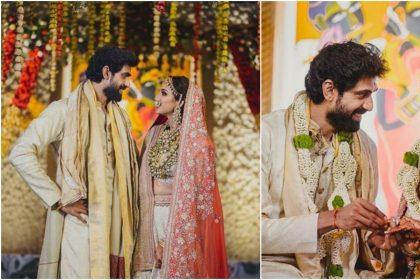 शादी के बंधन में बंधे बाहुबली के 'भल्लाल देव', देखिए खूबसूरत तस्वीरें