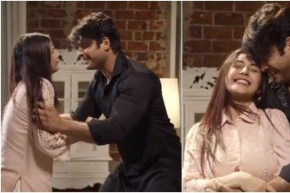सिद्धार्थ शुक्ला और शहनाज गिल की खट्टी-मीठी नोंक-झोंक का वीडियो हो रहा Viral, देखें वीडियो