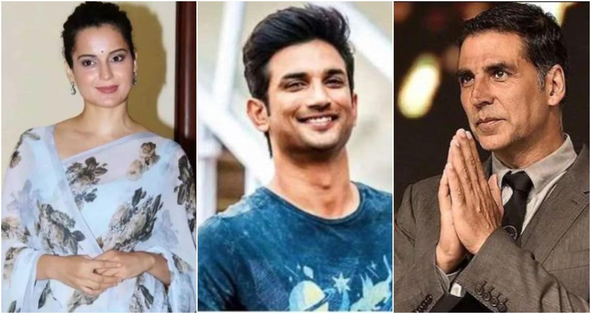 सुशांत केस: सुप्रीम कोर्ट के फैसले पर सितारों ने जताई खुशी, कंगना बोलीं-सच की हमेशा जीत होती है