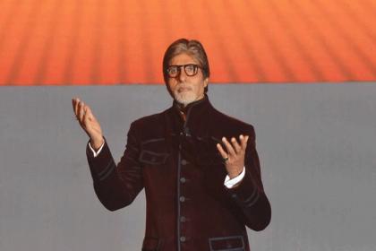 शहंशाह अमिताभ बच्चन के शानदार लुक्स!