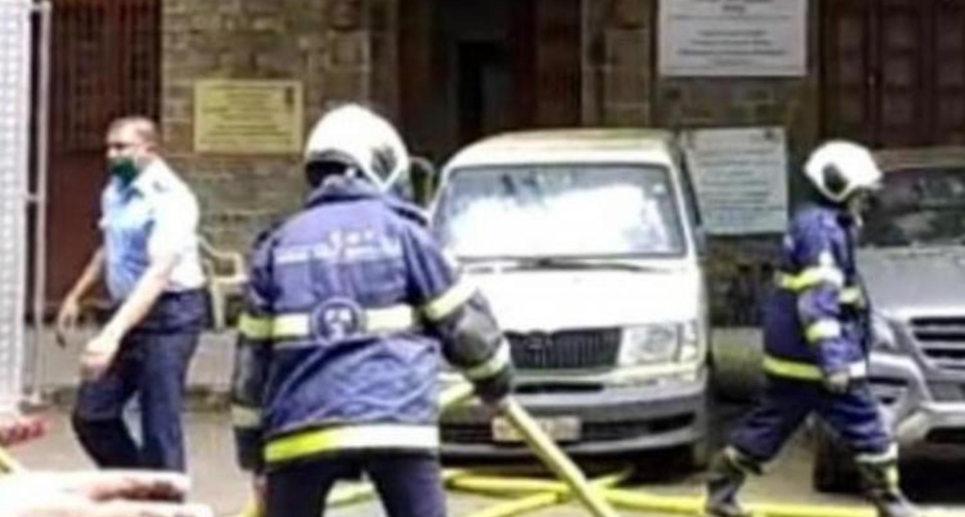 सुशांत सिंह राजपूत के ड्रग एंगल मामले की जांच कर रही एनसीबी ऑफिस की बिल्डिंग में लगी आग!