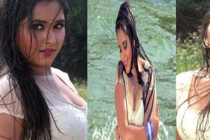 Kajal Raghwani Hot Video: काजल राघवानी के हॉट वीडियो ने बढ़ाया तापमान, देखें Video
