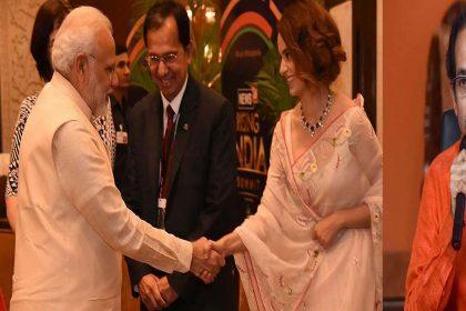 शिवसेना ने 'सामना' के जरिए साधा कंगना और BJP पर निशाना, कहा- 'बाहरी' लोग ग्रहण लगा रहे हैं