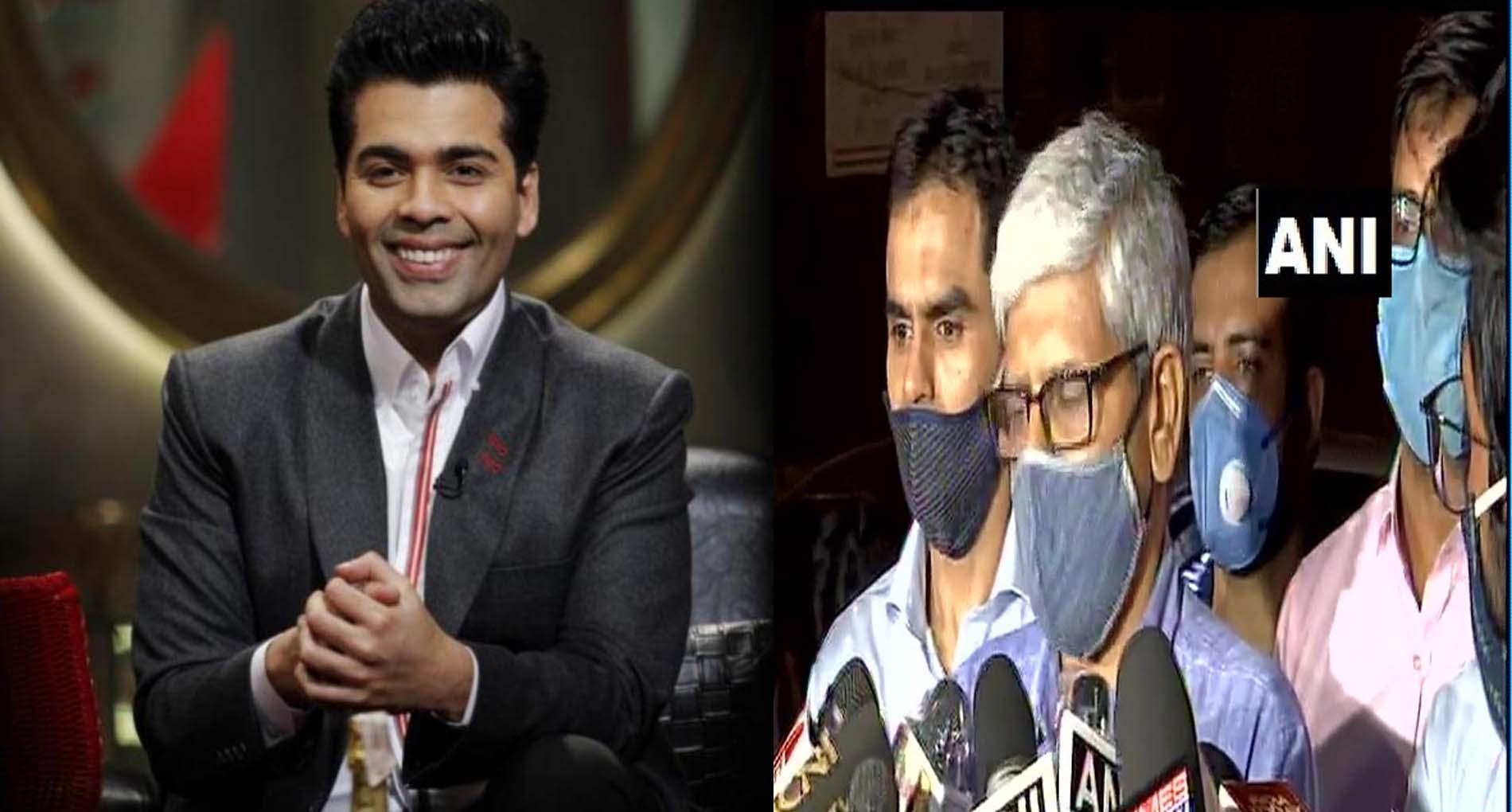 करण जौहर की पार्टी वीडियो को लेकर NCB डिप्टी DG का बड़ा बयान, कहा- इस केस से कोई लेना देना नहीं