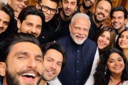 Narendra Modi Birthday Special: जब मिले बॉलीवुड सेलेब्स और प्रधानमंत्री नरेंद्र मोदी, देखिये यादगार तस्वीरें!