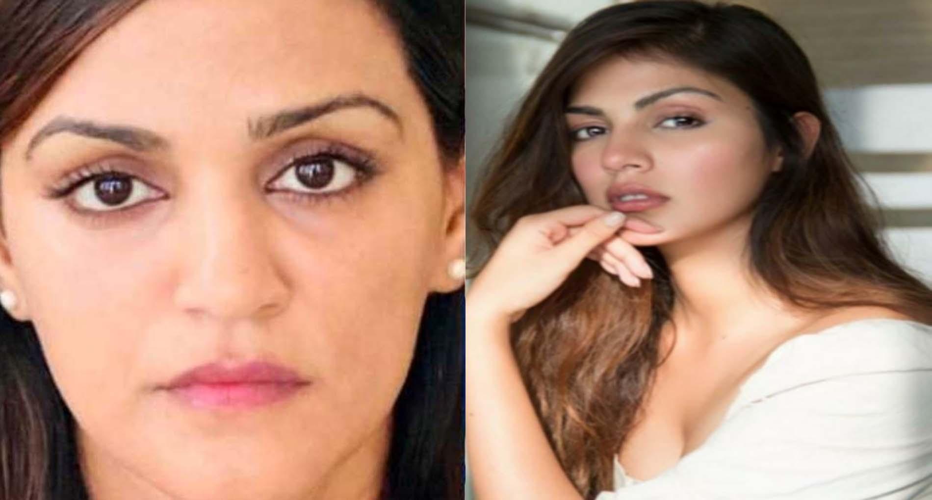 रिया की FIR पर सुशांत की बहन श्वेता ने दिया जवाब, कहा- 'रिया की झूठी FIR हमें तोड़ नहीं सकती'