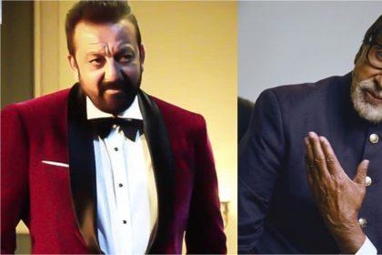 जब संजय दत्त ने किया अमिताभ बच्चन के साथ काम करने से इनकार!