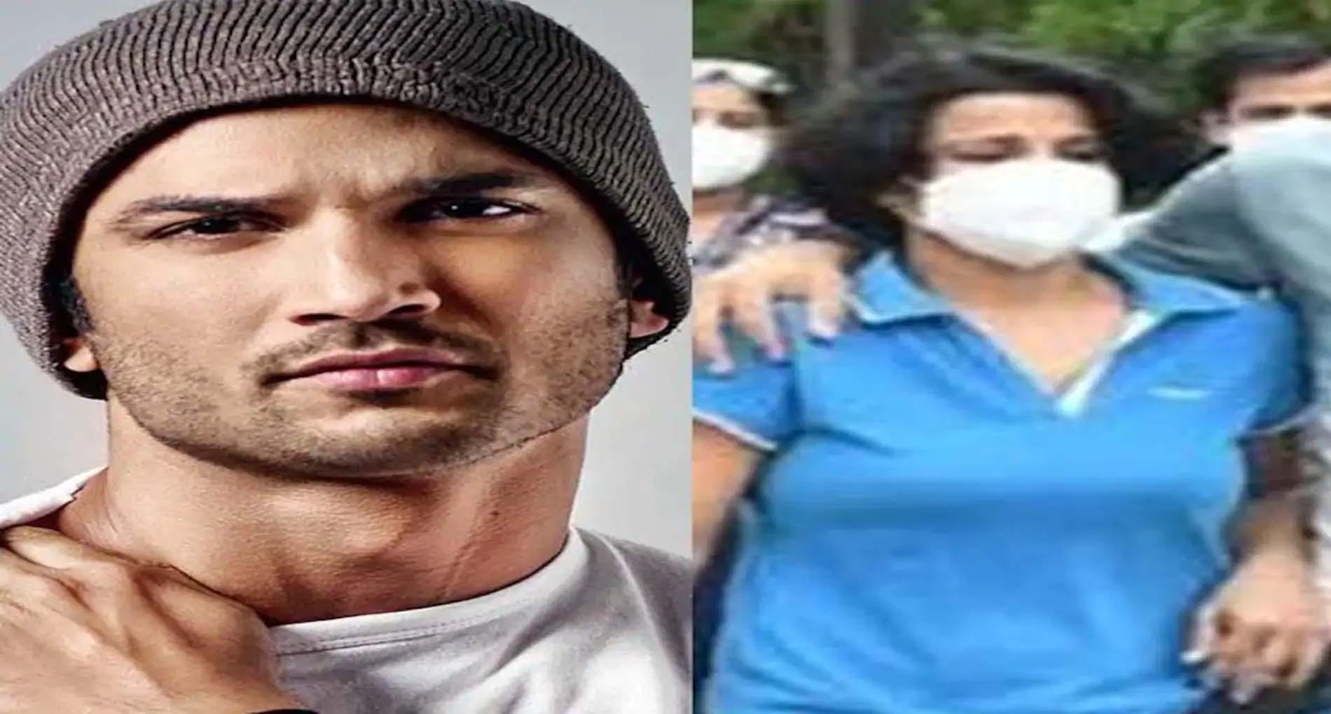 सुशांत सिंह राजपूत की बहन मीतू सिंह का बयान, '14 जून को किया था सुशांत को फोन'!