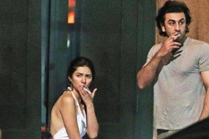 Bollywood Throwback: जब रणबीर कपूर ने लगाए माहिरा खान के साथ कश, तस्वीर हो गई थी वायरल!