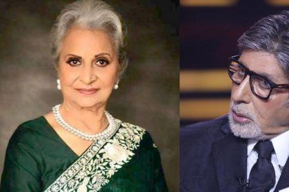 Bollywood Throwback: जब वहीदा रेहमान ने मारा अमिताभ बच्चन को ज़ोरदार तमाचा!