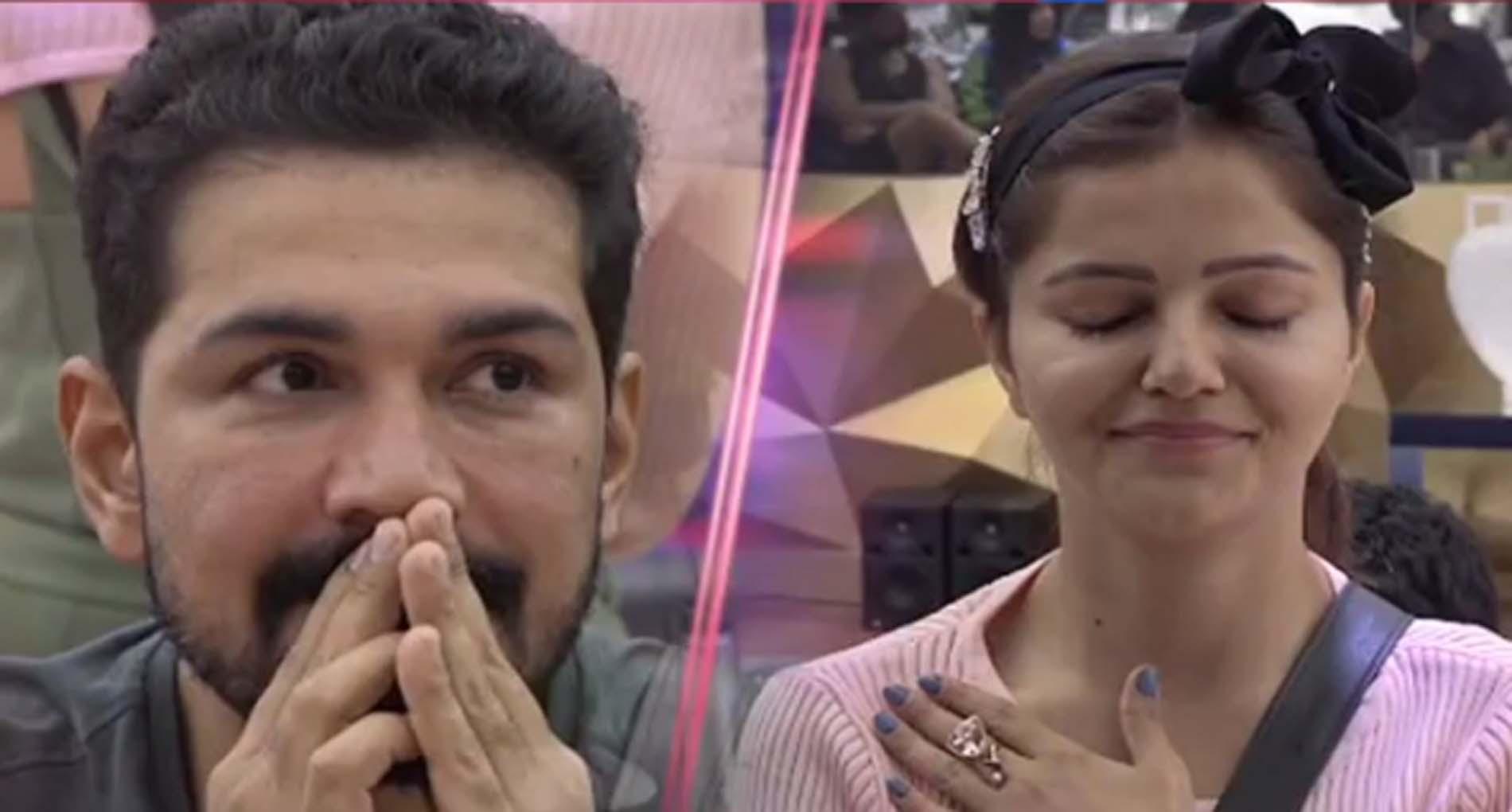 Bigg Boss 14: अभिनव शुक्ला पत्नी रुबीना के लिए नहीं छोड़ी इम्यूनिटी, प्यार के बीच आया गेम