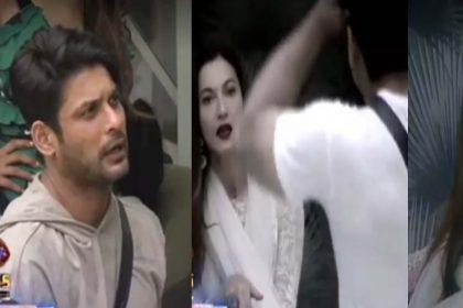 Bigg Boss 14: सिद्धार्थ शुक्ला और गौहर खान आए आमने-सामने, टास्क के दौरान उलझे दोनों कंटेस्टेंट