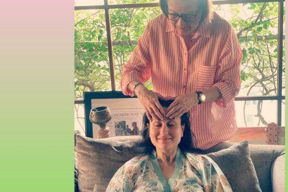 प्रेगनेंट करीना कपूर खान कर रही हैं 'मां के हाथ की मालिश' को एन्जॉय!