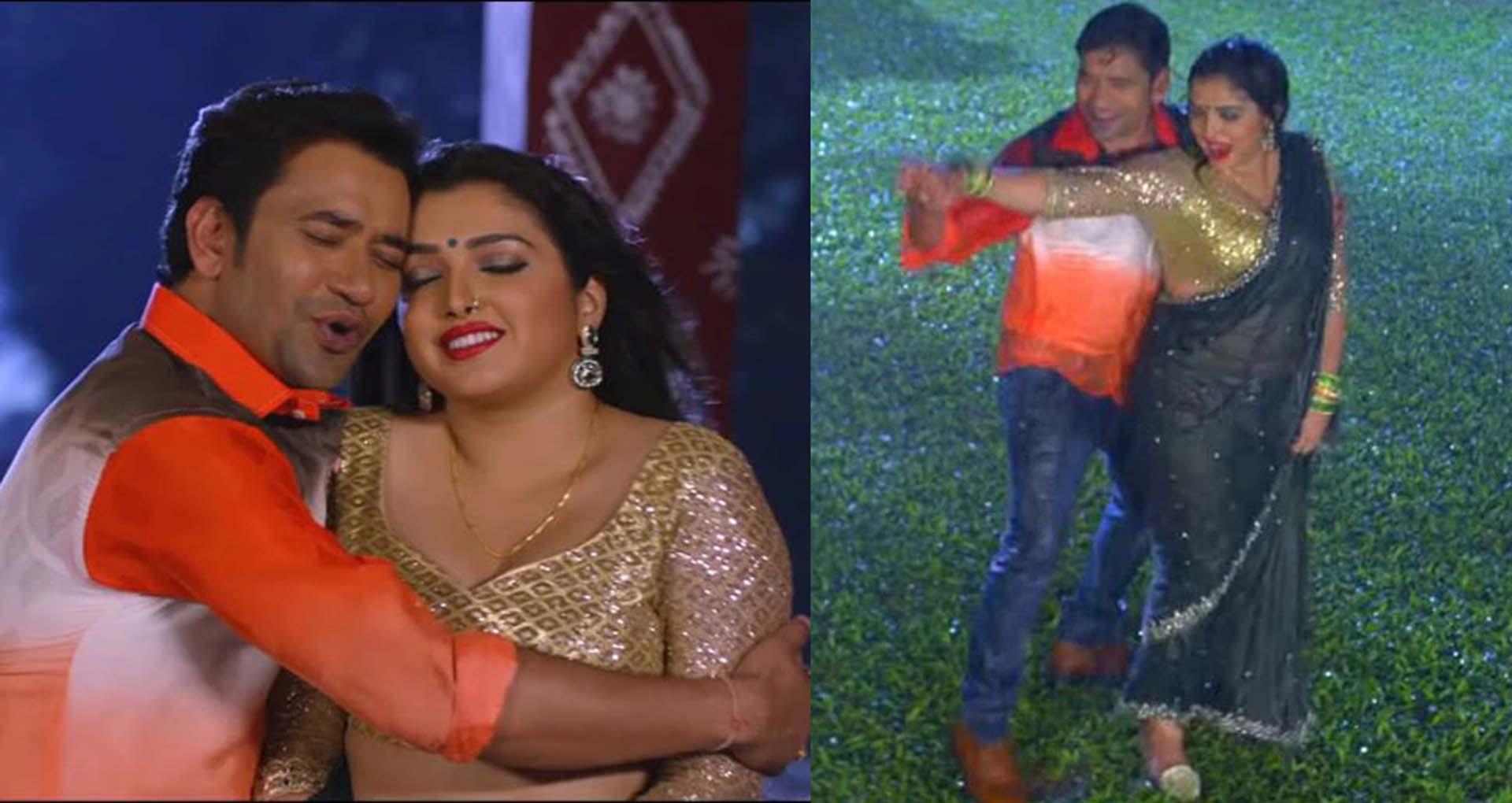 Amrapali Dubey Hot song: आम्रपाली दुबे का गाना 'निशा में चढ़ल बा' हुआ Viral, 8 करोड़ व्यूज पार