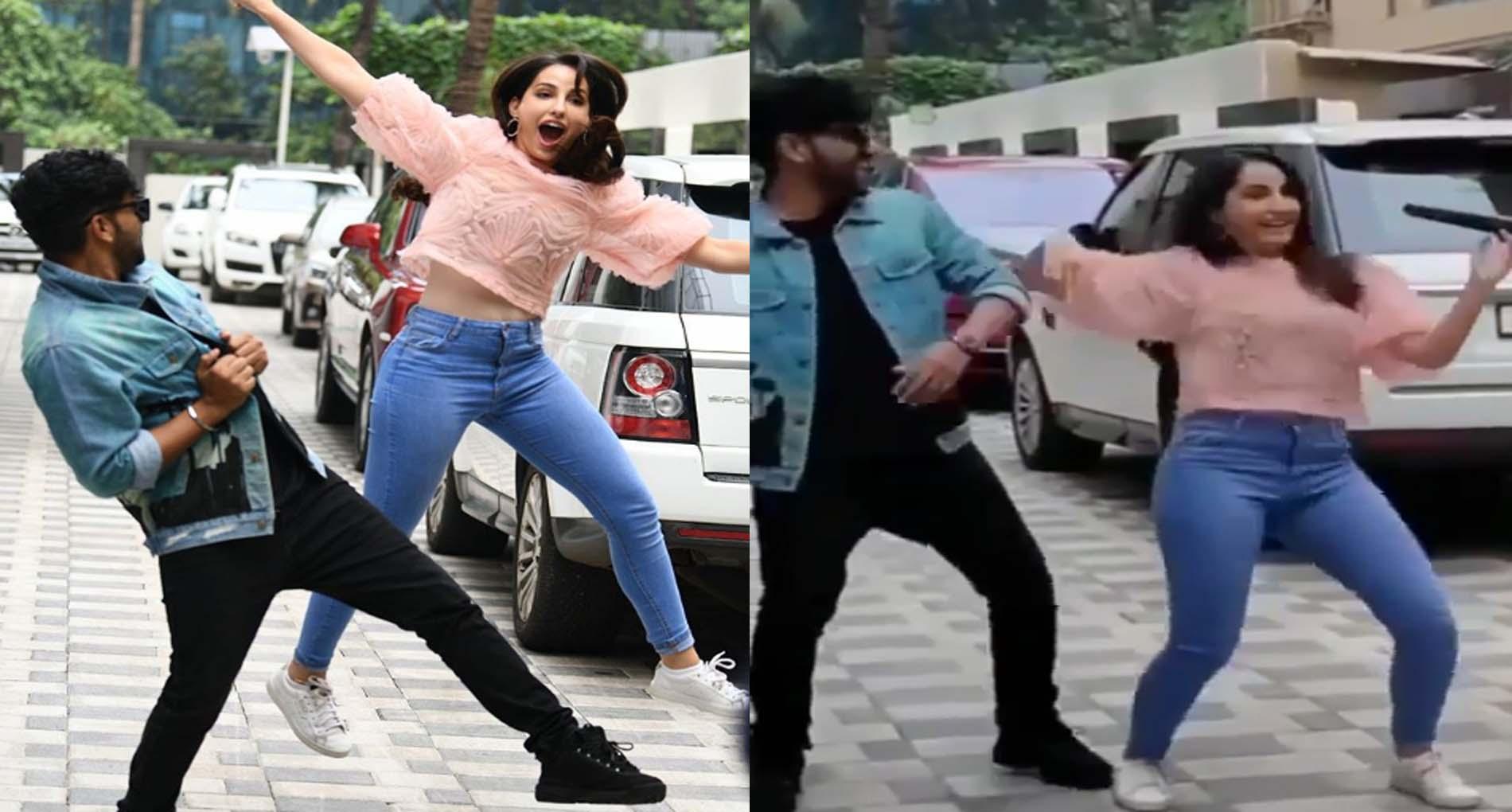Nora Fatehi Dance Video: नोरा फतेही ने गुरु रंधावा संग लगाए 'जोरदार ठुमके', वीडियो हुआ Viral