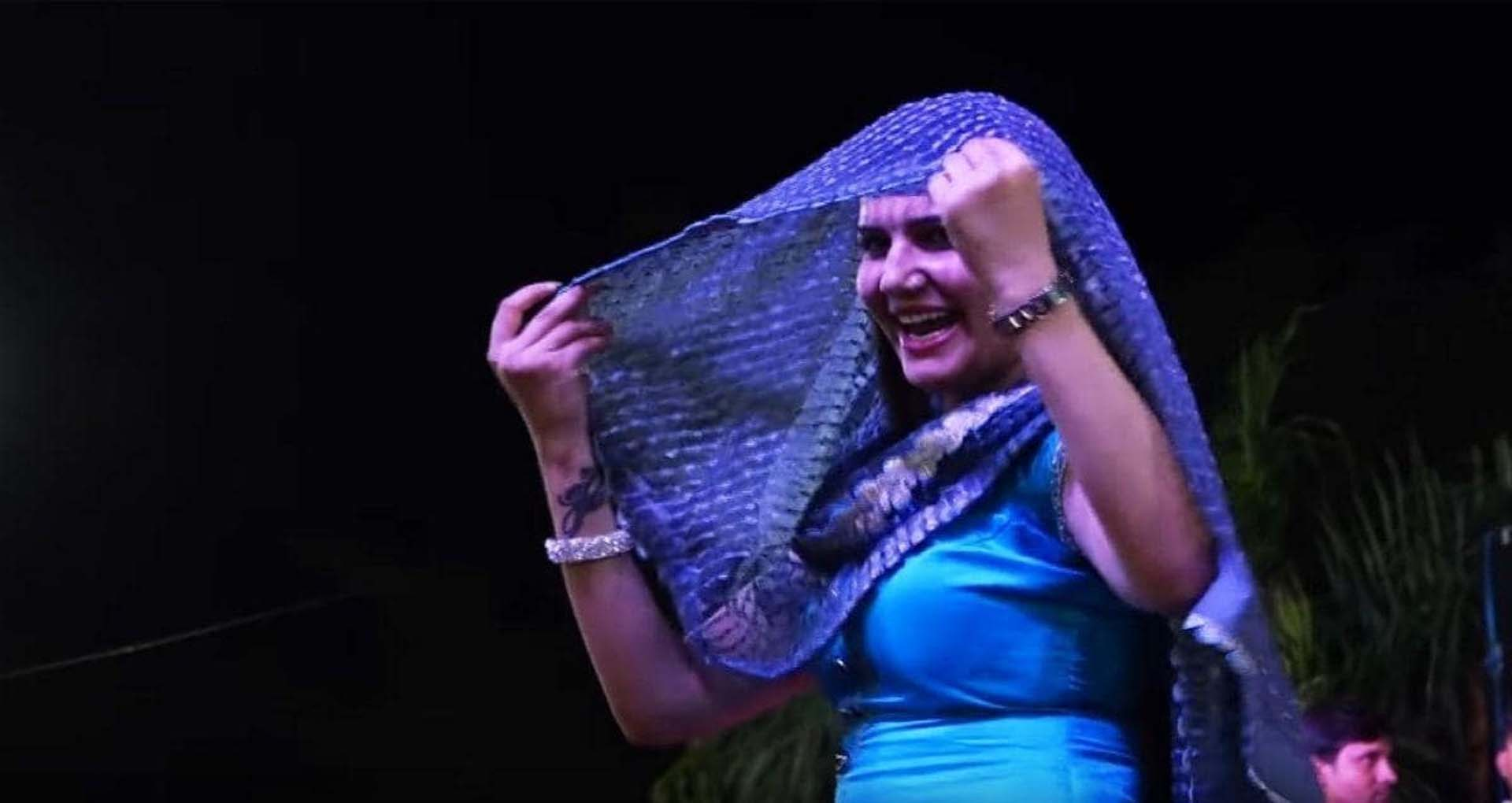 Sapna Choudhary Dance Video: सपना चौधरी के 'घूंघट 3' गाने ने मचाया धमाल, वायरल हो रहा वीडियो