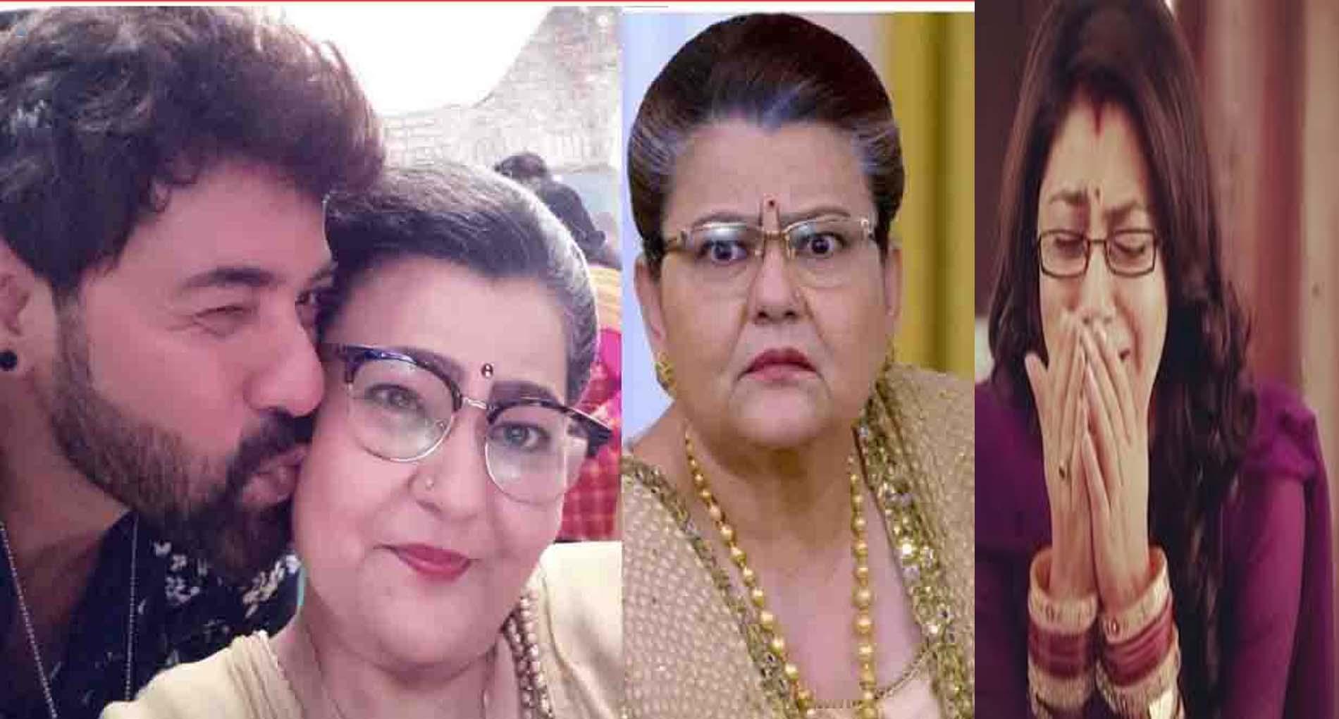 कुमकुम भाग्य: 'इंदू दादी' का 54 साल की उम्र में निधन, को-स्टार्स ने जताया शोक