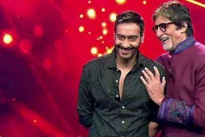 अजय देवगन करेंगे अमिताभ बच्चन को डायरेक्ट!