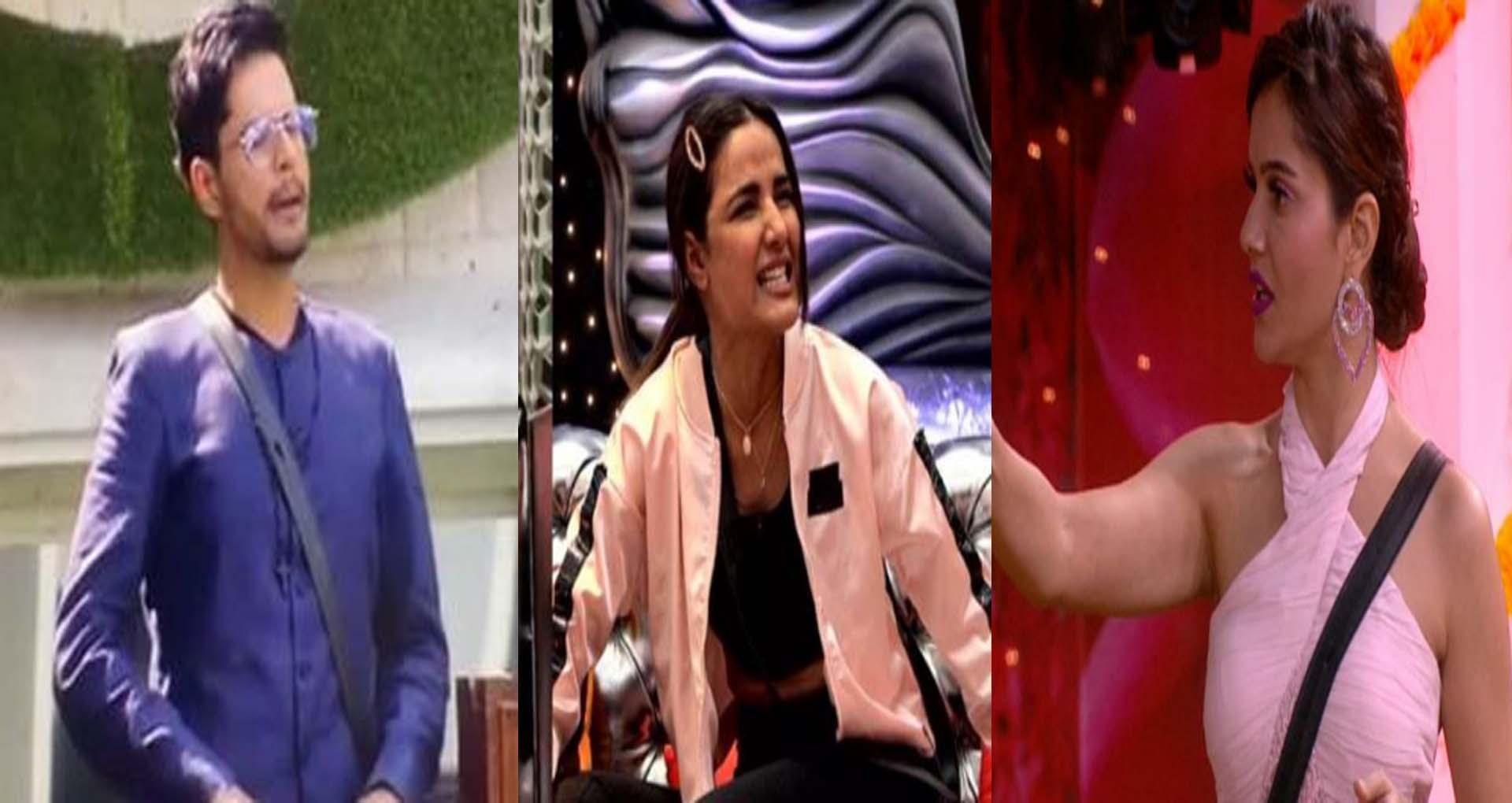 Bigg Boss 14: घर से बेघर हुए शार्दुल पंडित , टास्क को लेकर जैस्मिन से नाराज हुईं रुबीना