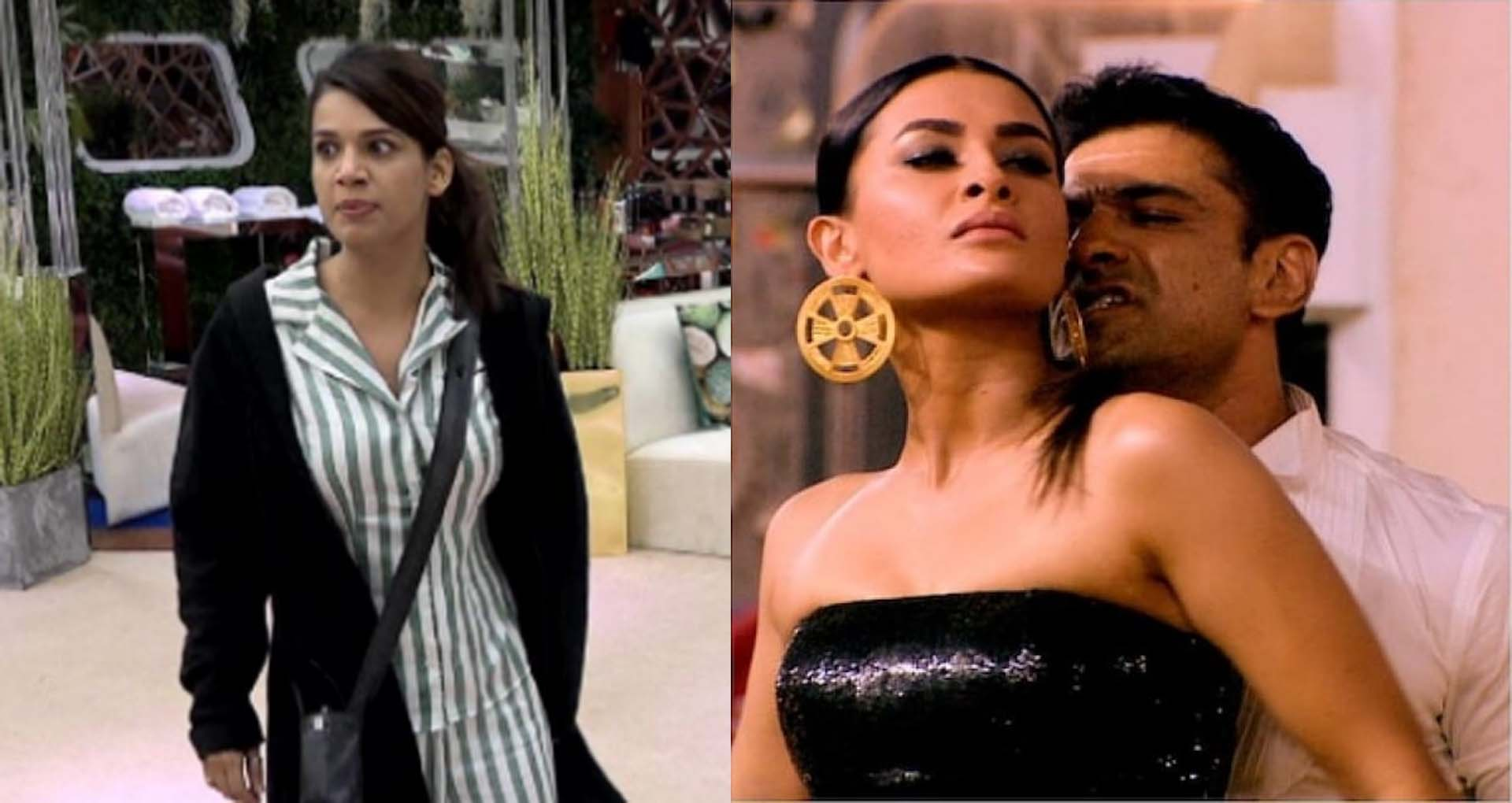 Bigg Boss 14: एजाज और पवित्रा का रोमांटिक अंदाज, नैना सिंह हुईं घर से बाहर
