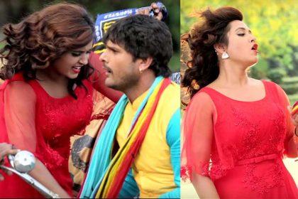 kajal Raghwani Video Song: काजल राघवानी और खेसारी लाल का BP बढ़ल बा सॉन्ग का धमाल, देखें Video