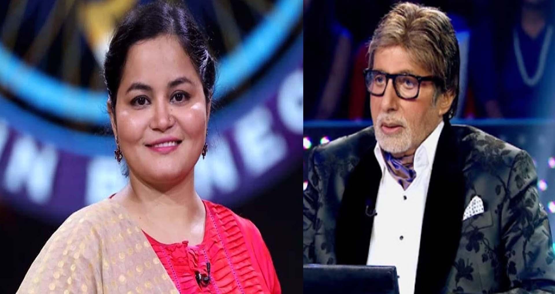 KBC: अमिताभ बच्चन ने नाजिया नसीम से पूछा 7 करोड़ का ये सवाल, क्या आप जानते हैं जवाब?