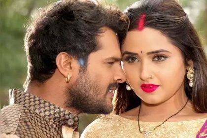 Kajal Raghwani Song: खेसारी लाल और काजल राघवानी का गाना 'देखी सुघराई' हुआ हिट, देखें वीडियो