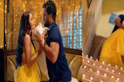 Khesari Lal Bhojpuri Song: खेसारी लाल का रोमांटिक गाना ए पियवा दियवा बुताव हुआ हिट, देखें Video