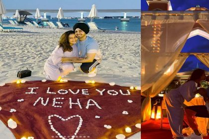 Neha kakkar Honeymoon Photo: नेहा कक्कड़ ने शेयर की हनीमून की रोमांटिक तस्वीरें, हो गईं Viral