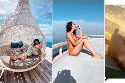 रकुल प्रीत सिंह की मालदीव की बोल्ड तस्वीरें हुईं वायरल! देखें फोटोज