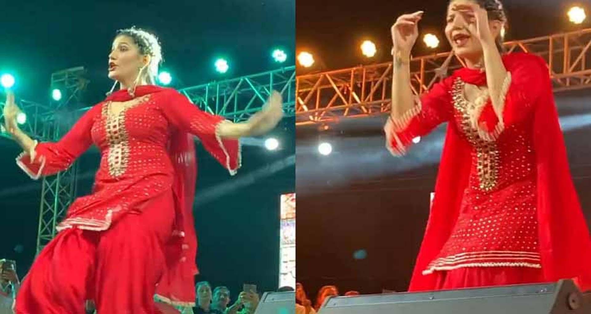 Sapna Choudhary Video: सपना चौधरी का डांस वीडियो हुआ वायरल, दर्शकों को बना रहा है दीवाना!