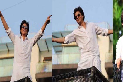 Shahrukh Khan Birthday: शाहरुख खान की अपील का फैंस पर नहीं हुआ असर, 'मन्नत' के बाहर हुए जमा