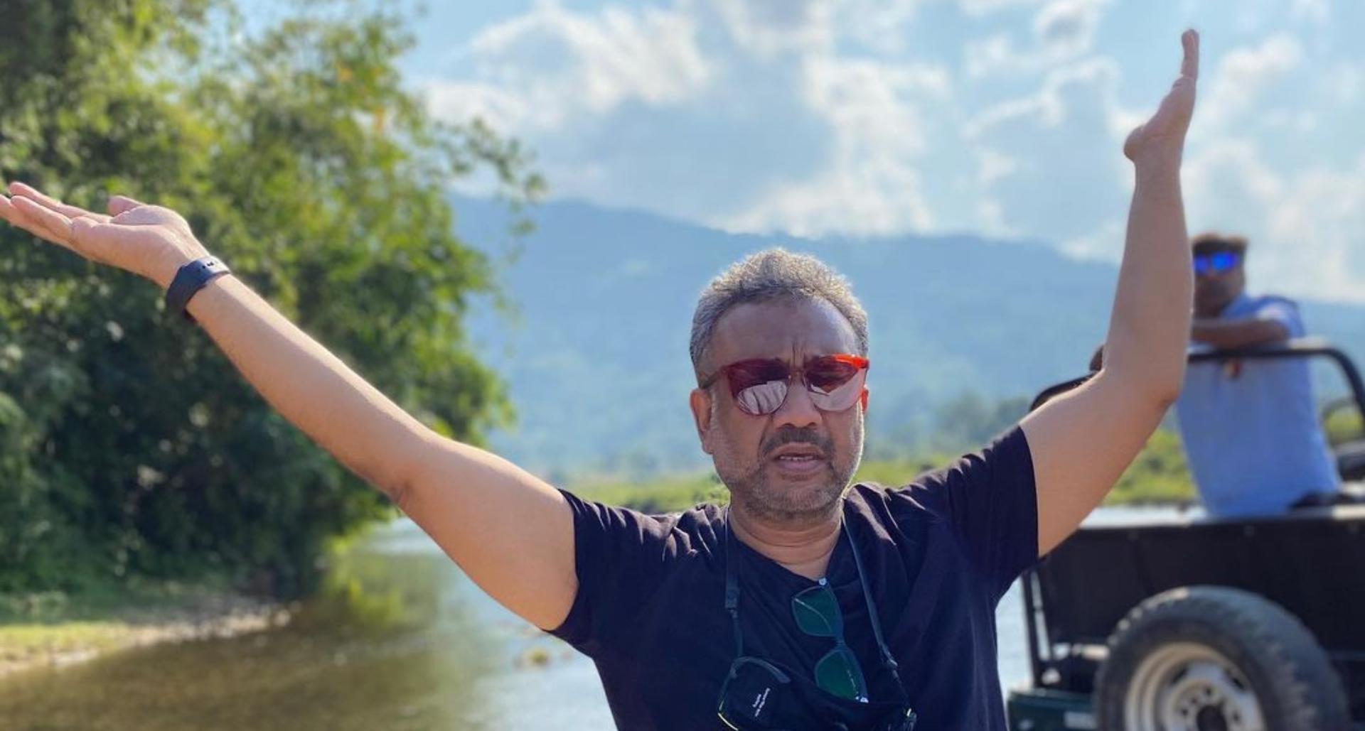 अनुभव सिन्हा की अगली फिल्म का सार है 'जंगल', जानिये पूरी डिटेल!