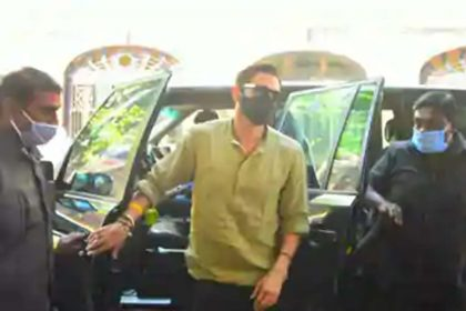 Bollywood Drugs Case: NCB के सामने पेश हुए अर्जुन रामपाल, पिछले सप्ताह भी तलब किया गया था