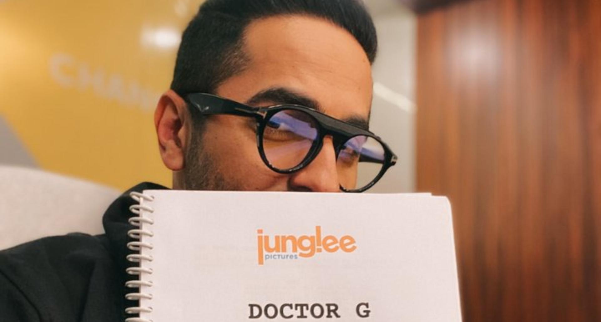 आयुष्मान खुराना बनने वाले हैं 'डॉक्टर जी', जंगली पिक्चर्स की इस अगली फिल्म के बारे में जानिये सबकुछ!