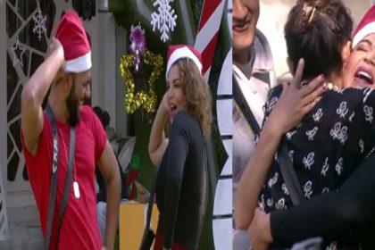Bigg Boss 14: क्रिसमस के मौके पर कंटेस्टेंट्स को मिला खास तोहफा! राखी सावंत को मिला पति का लेटर