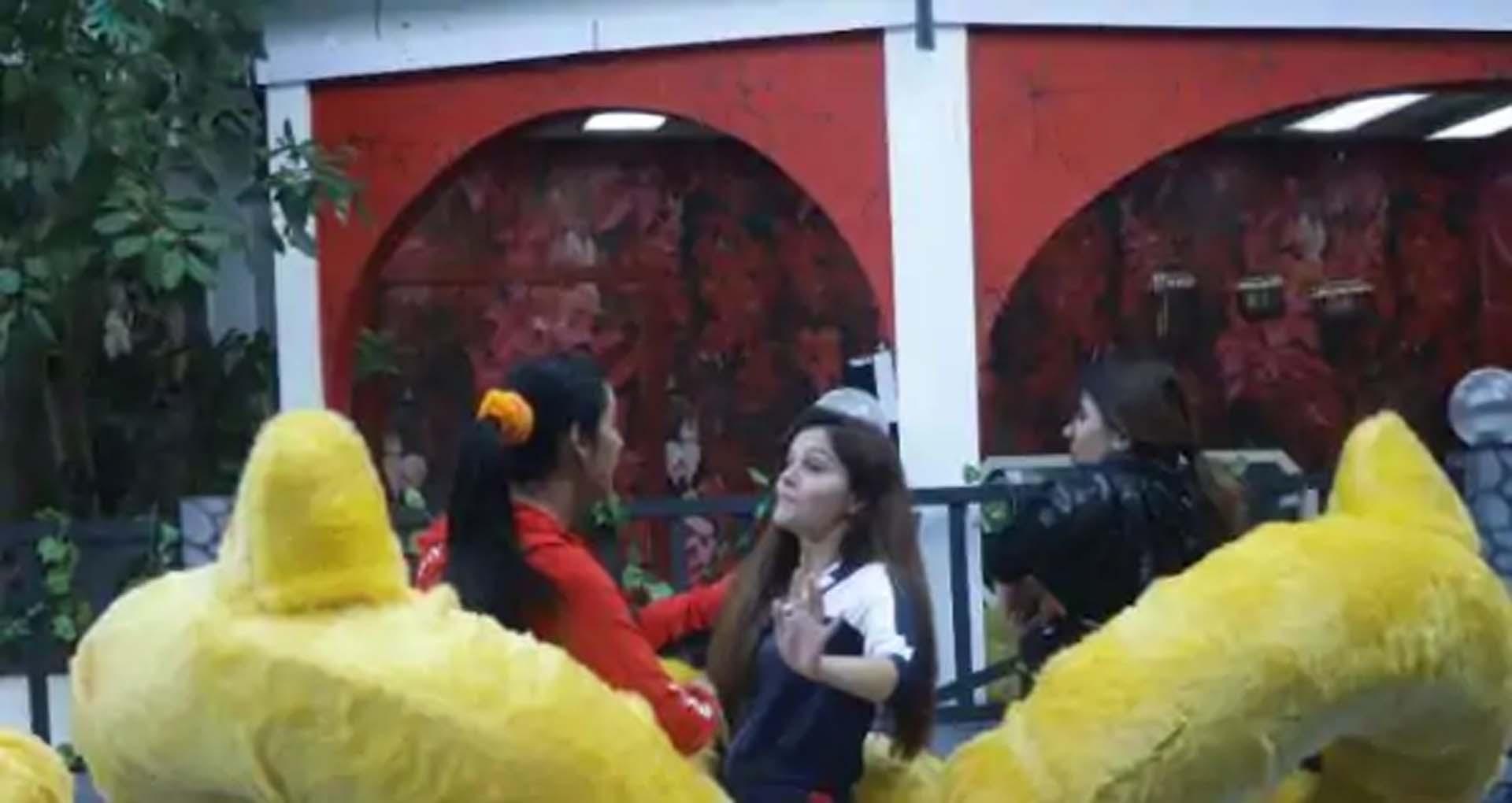 BB14: टास्क को लेकर कश्मीरा शाह और निक्की में हुई जमकर बहस, कश्मीरा पर भड़कीं रुबीना