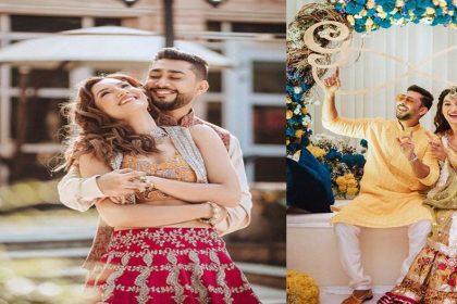 गौहर खान-जैद दरबार की शादी की रस्में हुईं शुरू! मस्ती के मूड में दिखा कपल, देखें फोटो