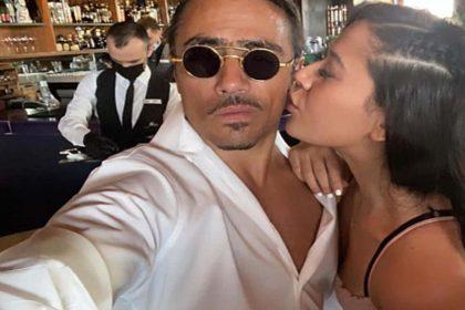 कृष्णा श्रॉफ ने शेयर की नए बॉयफ्रेंड संग KISS वाली फोटो, एक्स बॉयफ्रेंड ने किया ऐसा कमेंट