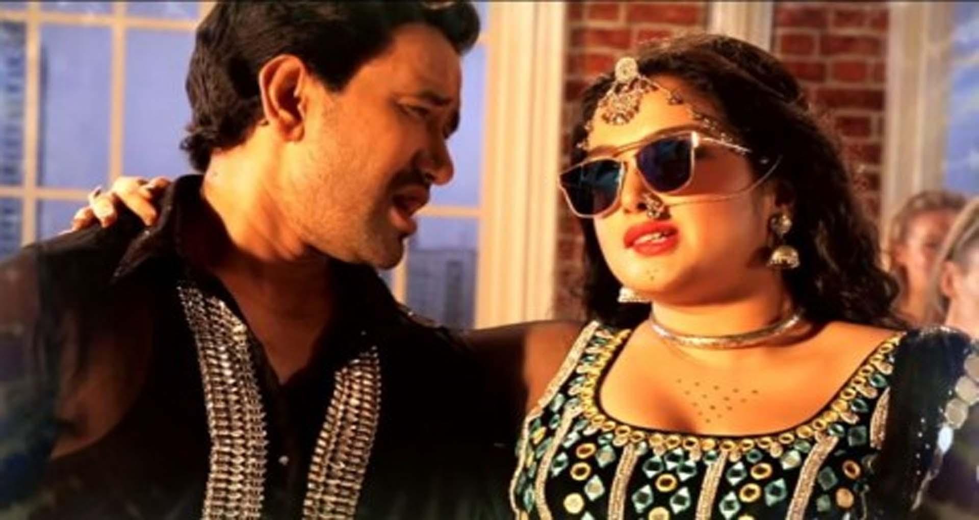Aamrapali Dubey Song: निरहुआ और आम्रपाली दुबे का भोजपुरी गाना 'चोए चोए' का धमाल, देखें वीडियो