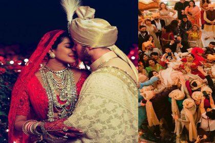 Priyanka Chopra Photos: प्रियंका चोपड़ा ने मैरिज एनिवर्सरी पर शेयर कीं शादी की अनदेखी तस्वीरें