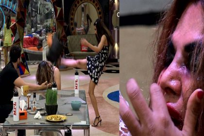 Bigg Boss 14: जैस्मिन भसीन और राखी सावंत भिड़े! राखी के आई चोट, अर्शी के बचाव में आए एजाज़